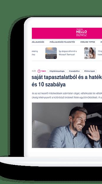 Telekom - HelloBiznisz, Magenta Business