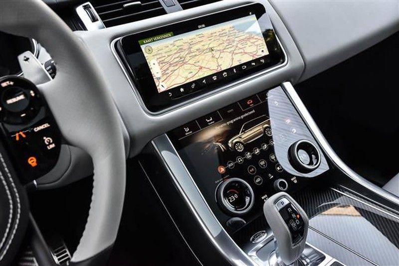 Land Rover Range Rover Sport 5.0 SVR CARBON+HEADUP+ACC+TR.HAAK NP.265K afbeelding 7