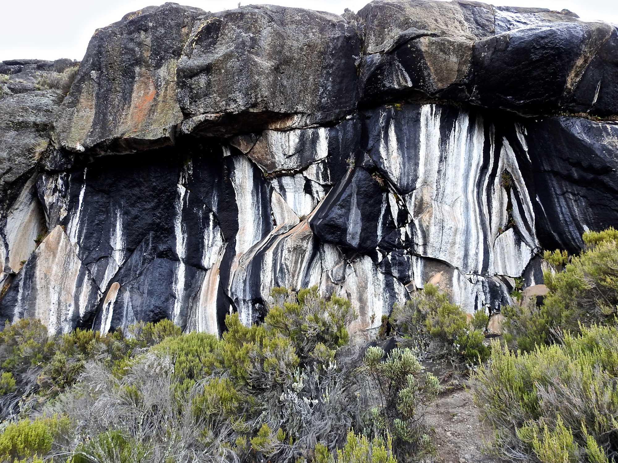 Tanzania Zebra Rocks