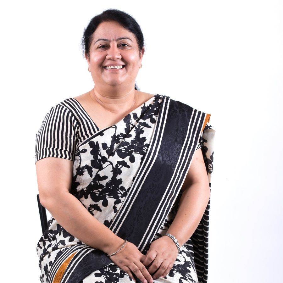 Deepa Dogra, Principal, Cambridge International School