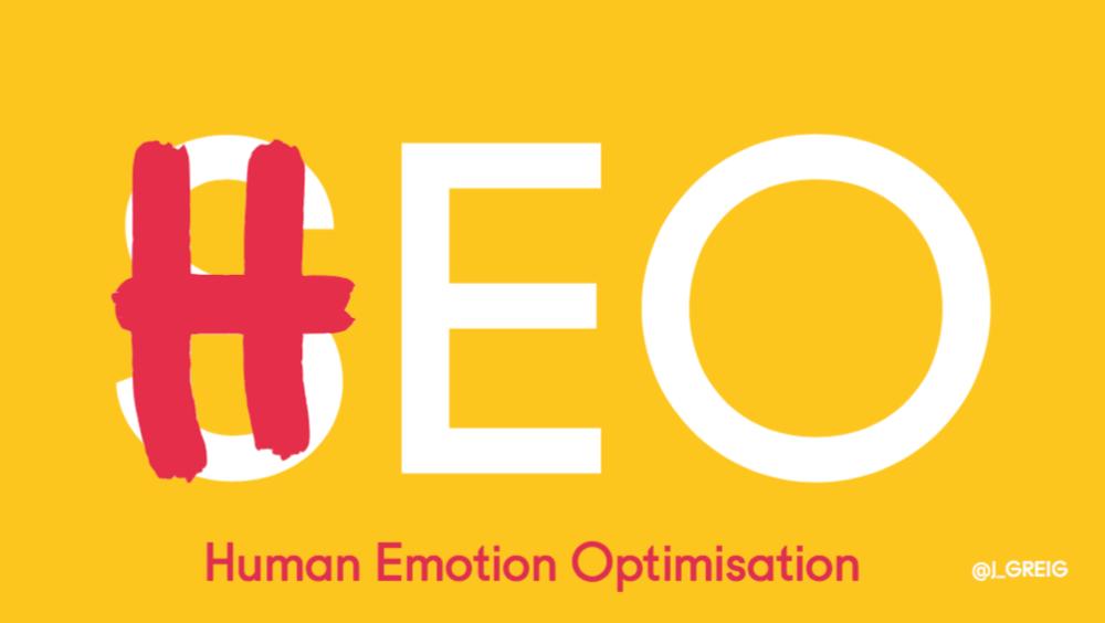 HEO: Human Emotion Optimisation