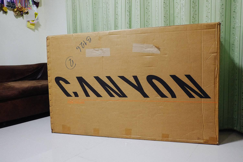 รีวิว: สั่งซื้อจักรยานจาก Canyon