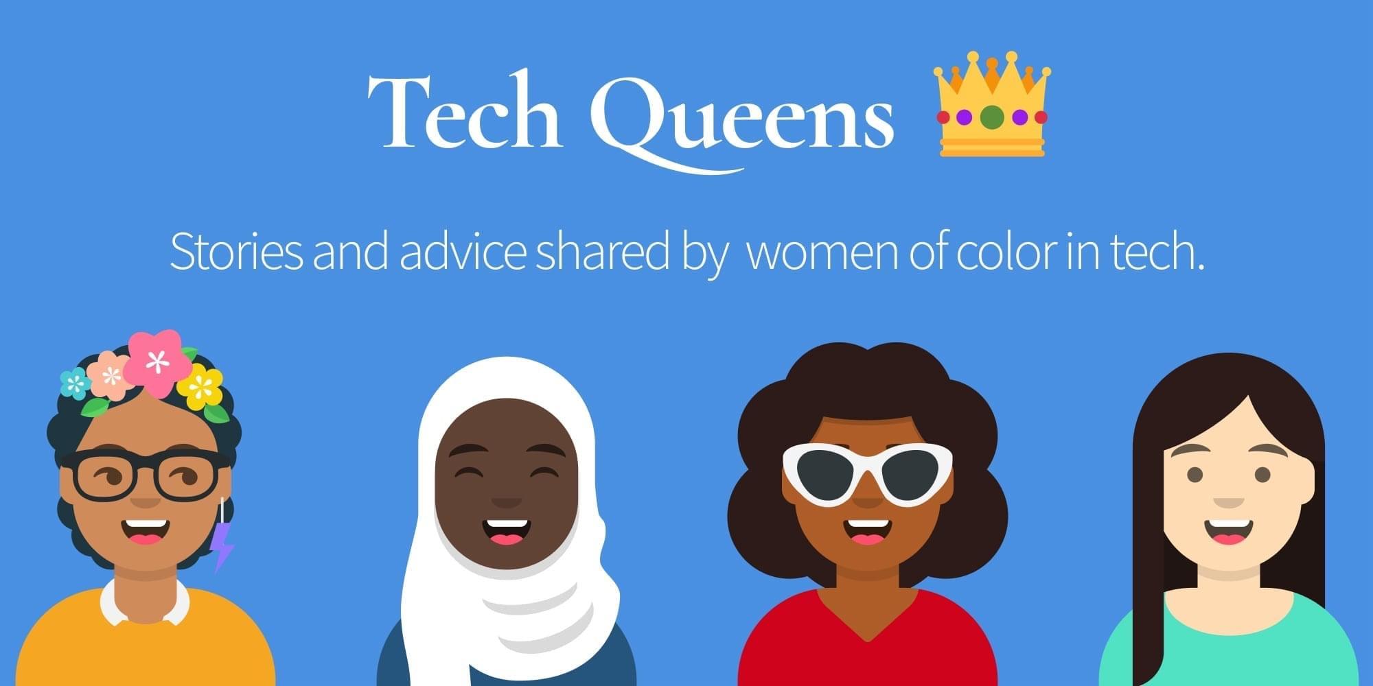 Tech Queens Banner