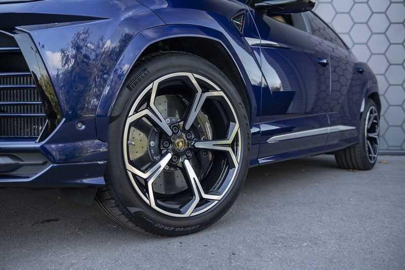 Lamborghini Urus 4.0 V8 + Full Option + Rear Seat Entertainment + Nightvision afbeelding 13