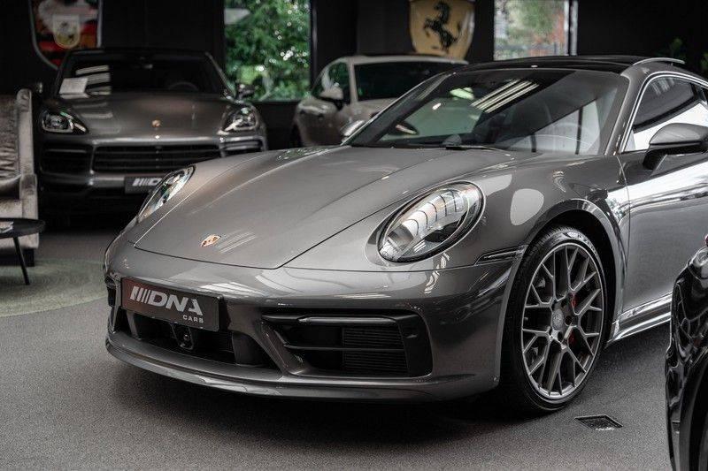 Porsche 911 992 4S Coupe Sport Design Pakket PDCC Ventilatie Pano ACC Surround Camera Achteras besturing 992 Carrera 4 S Vol afbeelding 12