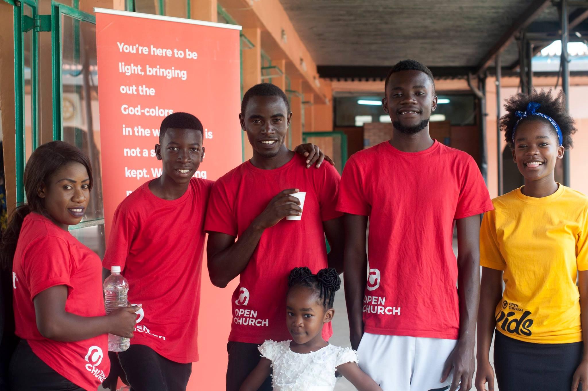 OpenChurch Volunteers