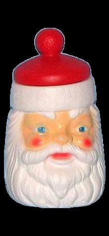 Santa Cookie Jar photo