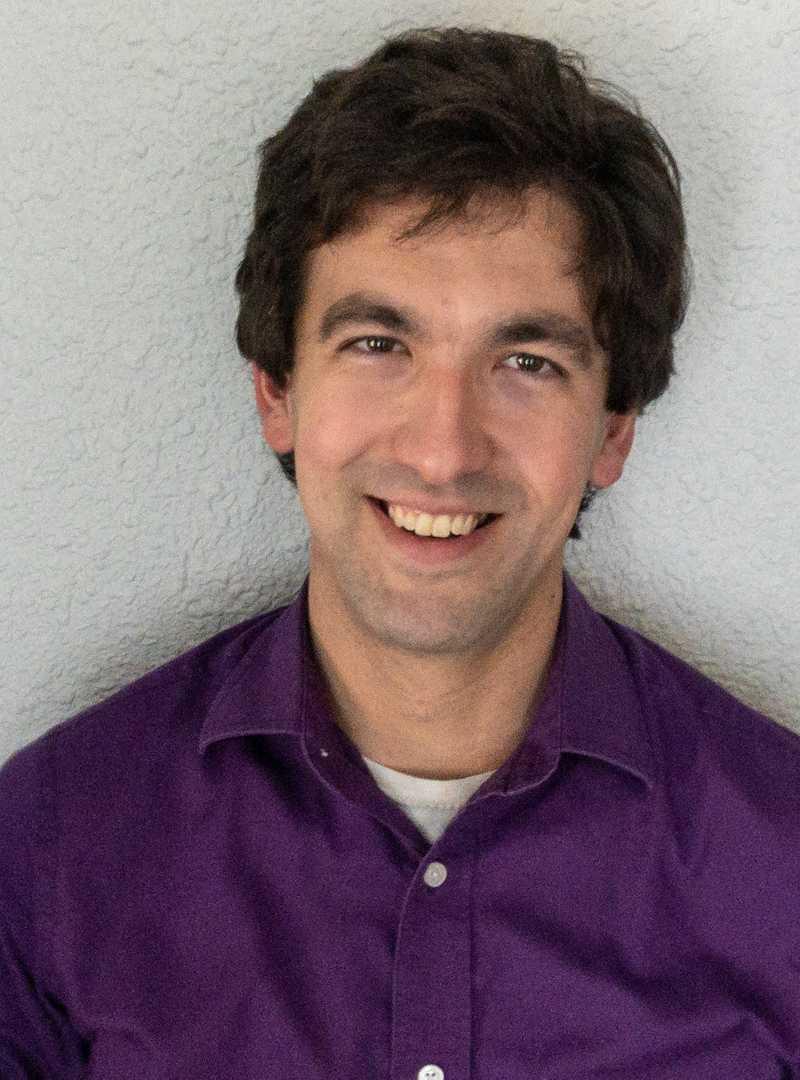 portrait of Robert Cruz