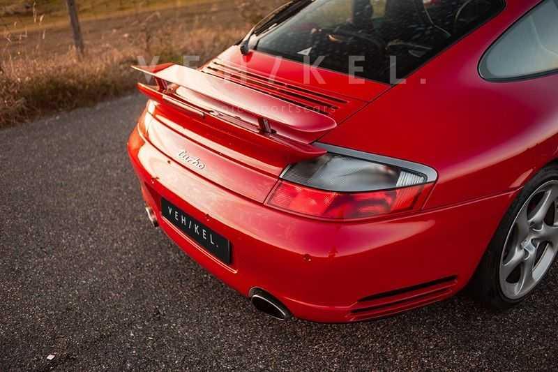 Porsche 911 3.6 Coupé Turbo // Eerste eigenaar // Originele lak afbeelding 10