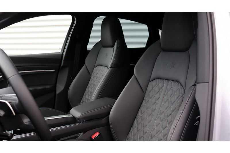 Audi e-tron Sportback 55 quattro S line excl. BTW Panoramadak, S Sportstoelen, Head Up display afbeelding 23