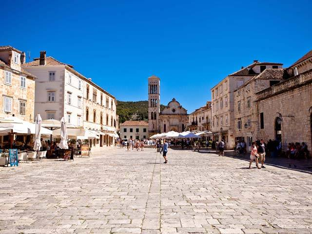 Croatia Holiday In Hvar With TNT Lucky Dip
