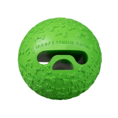 Treat Holding Dog Toy - Ball, Medium