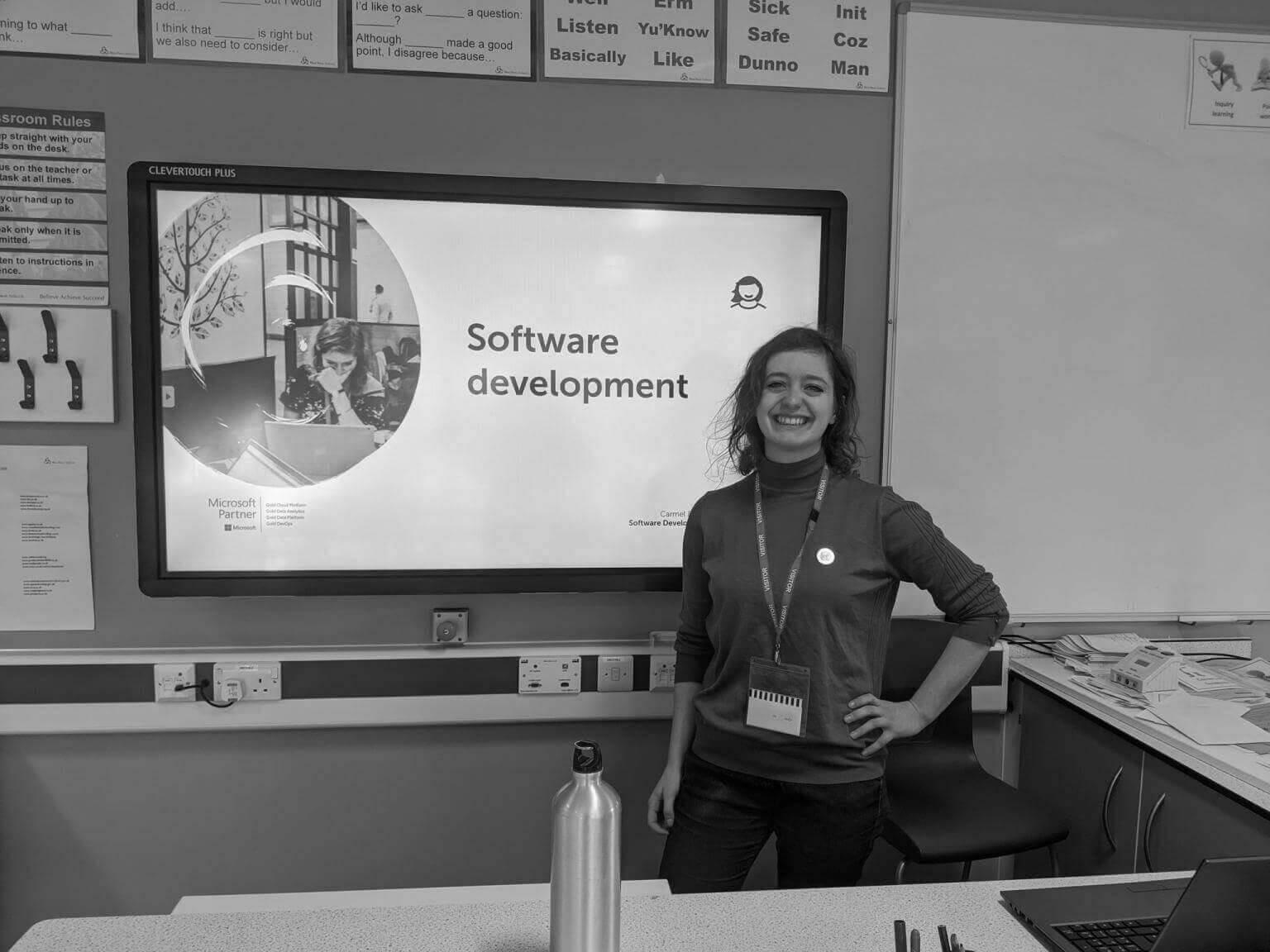 Carmel Eve - Software Engineer I