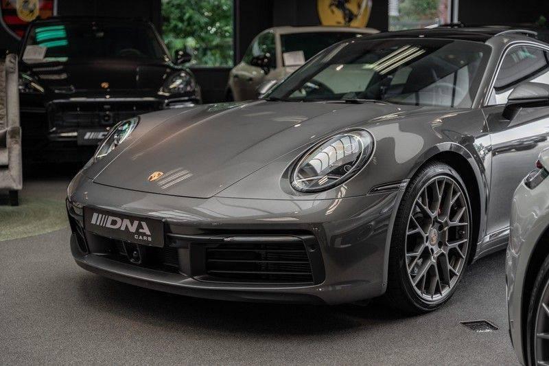 Porsche 911 992 S Coupe Sport Chrono ACC Alcantara Hemel Sport Uitlaat 3.0 Carrera S afbeelding 5