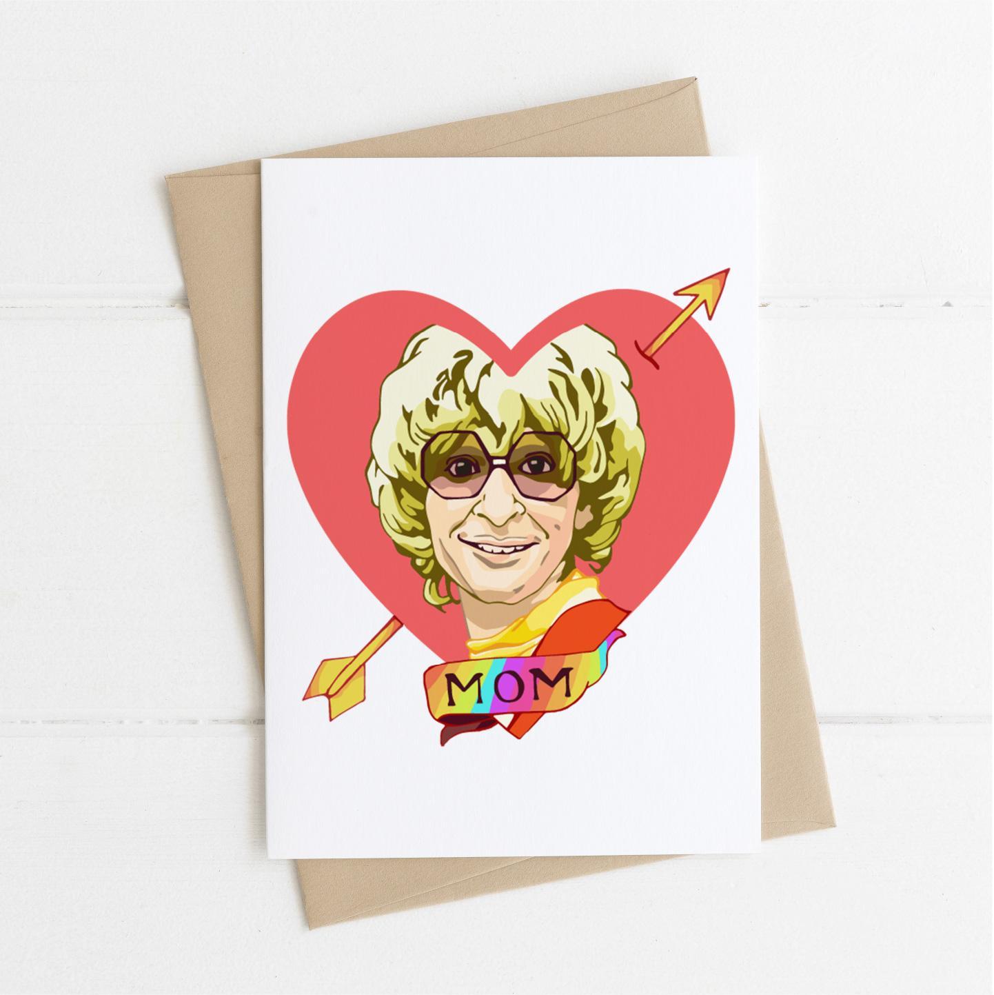Sylvia Rivera A7 card