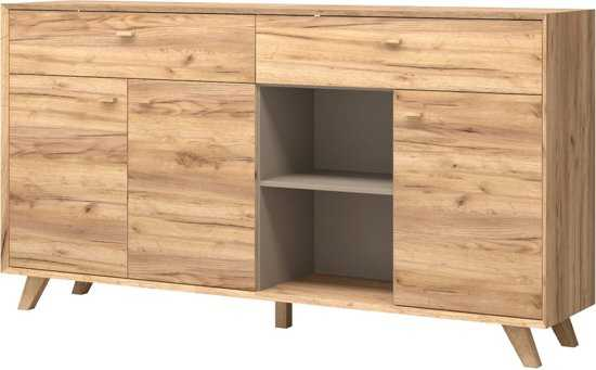 Germania Calvi Dressoir Large Eiken 9200000059198509_3 Bruin