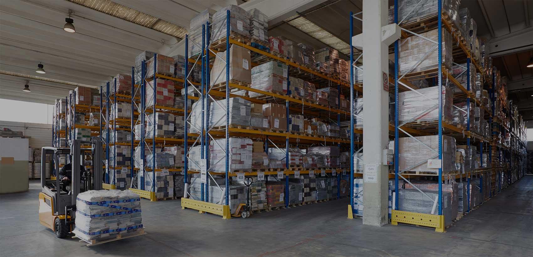 Con.Plast - Logistica avanzata
