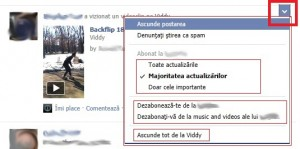 Facebook tip