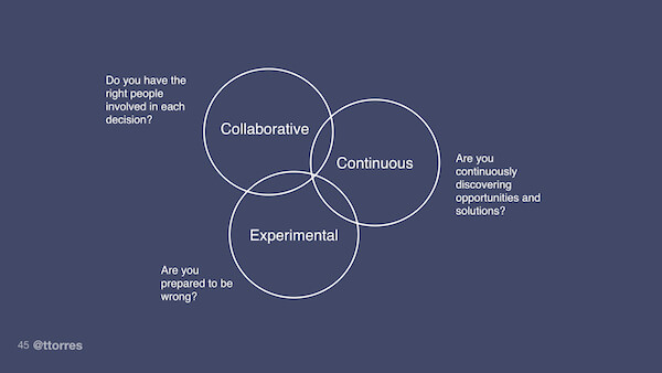 3 parts of product discovery