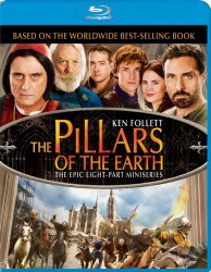 cover The Pillars of the Earth