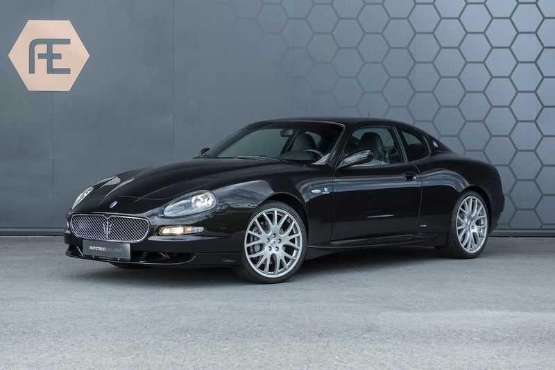 Maserati GranSport 4.2i V8 NIEUWSTAAT! afbeelding 1