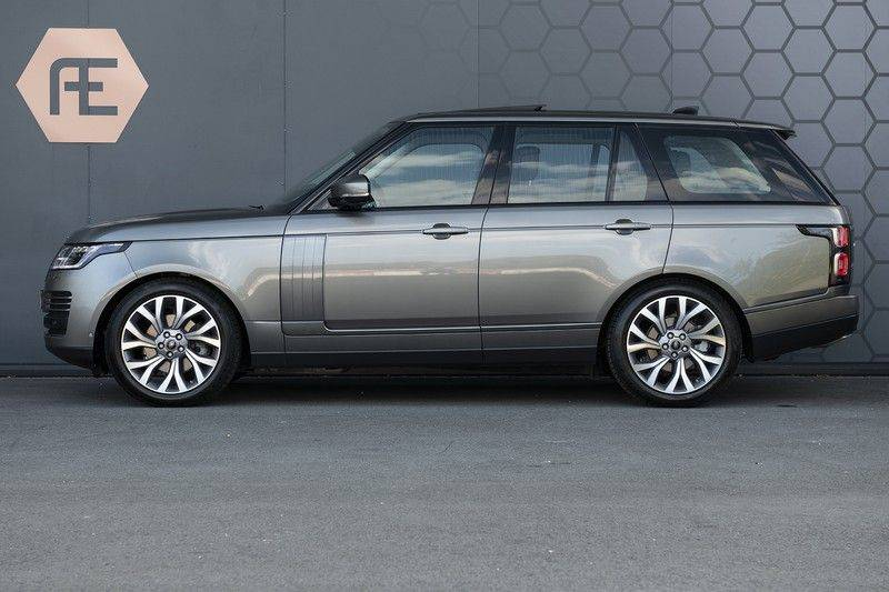 Land Rover Range Rover 3.0 TDV6 Autobiography Verwarmde Gekoelde en Massage Stoelen + Trekhaak + Adaptive Cruise Control + Head Up Display + 360 Camera afbeelding 2