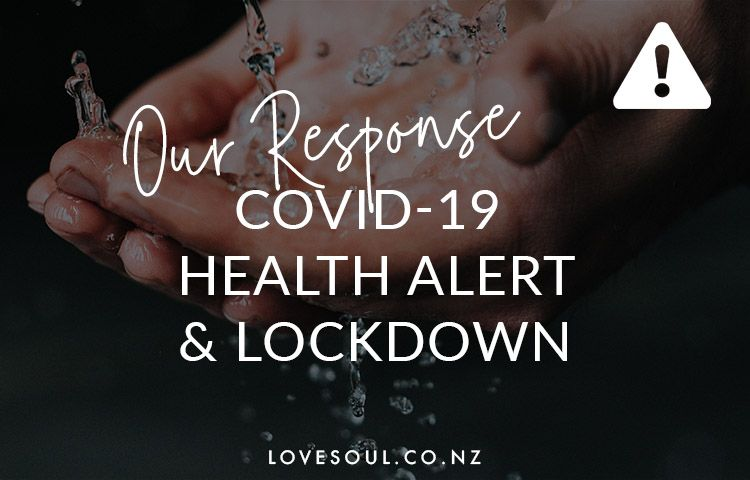 Featured Image for lovesoul's Response to Coronavirus (COVID-19)