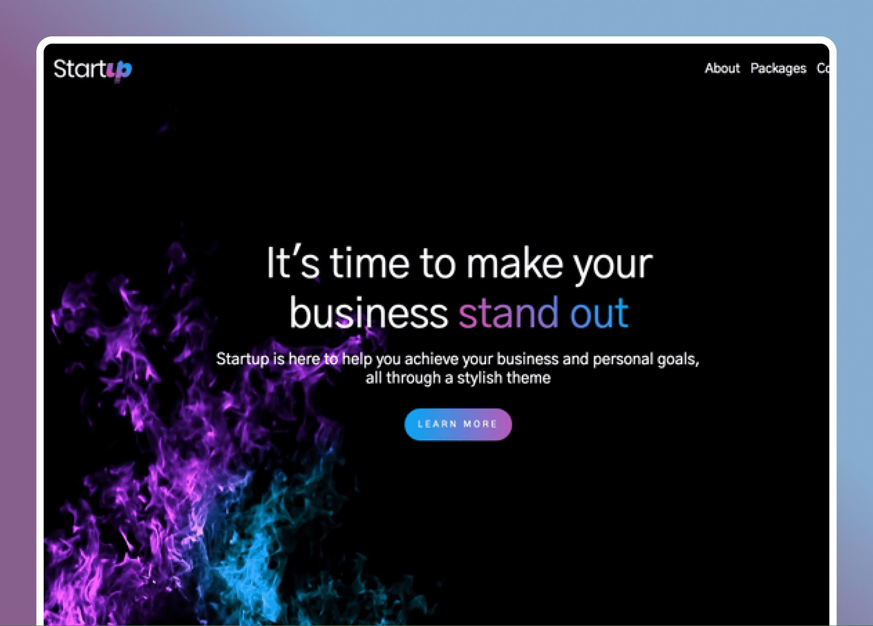 Gatsby Startup Starter- cover