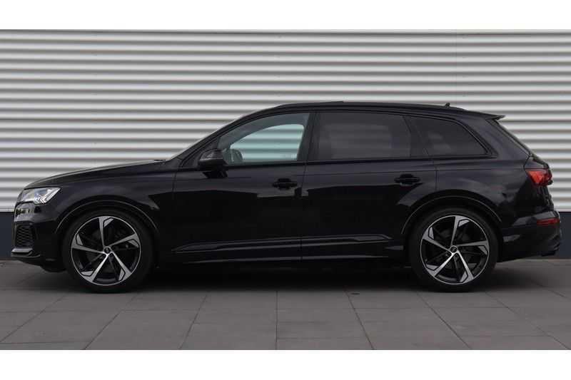 Audi SQ7 4.0 TDI 435pk quattro 7p Panoramadak, BOSE, Massage, Ruitstiksel, Trekhaak afbeelding 2