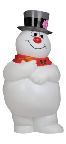 Frosty the Snowman photo