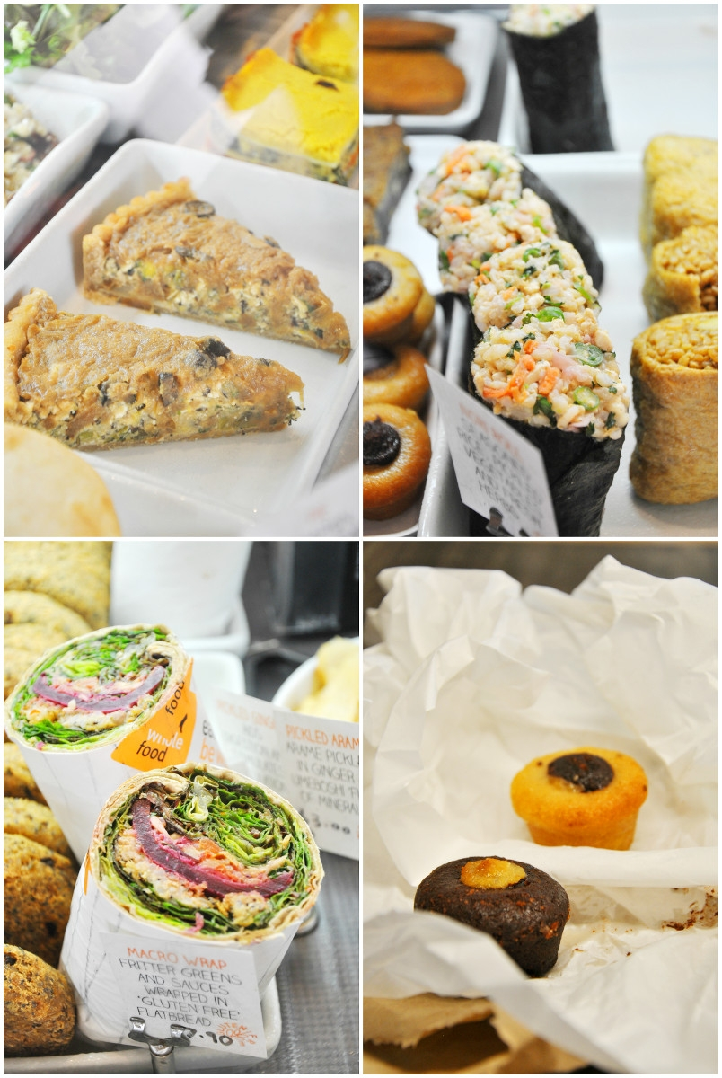 Sydney Iku Wholefood