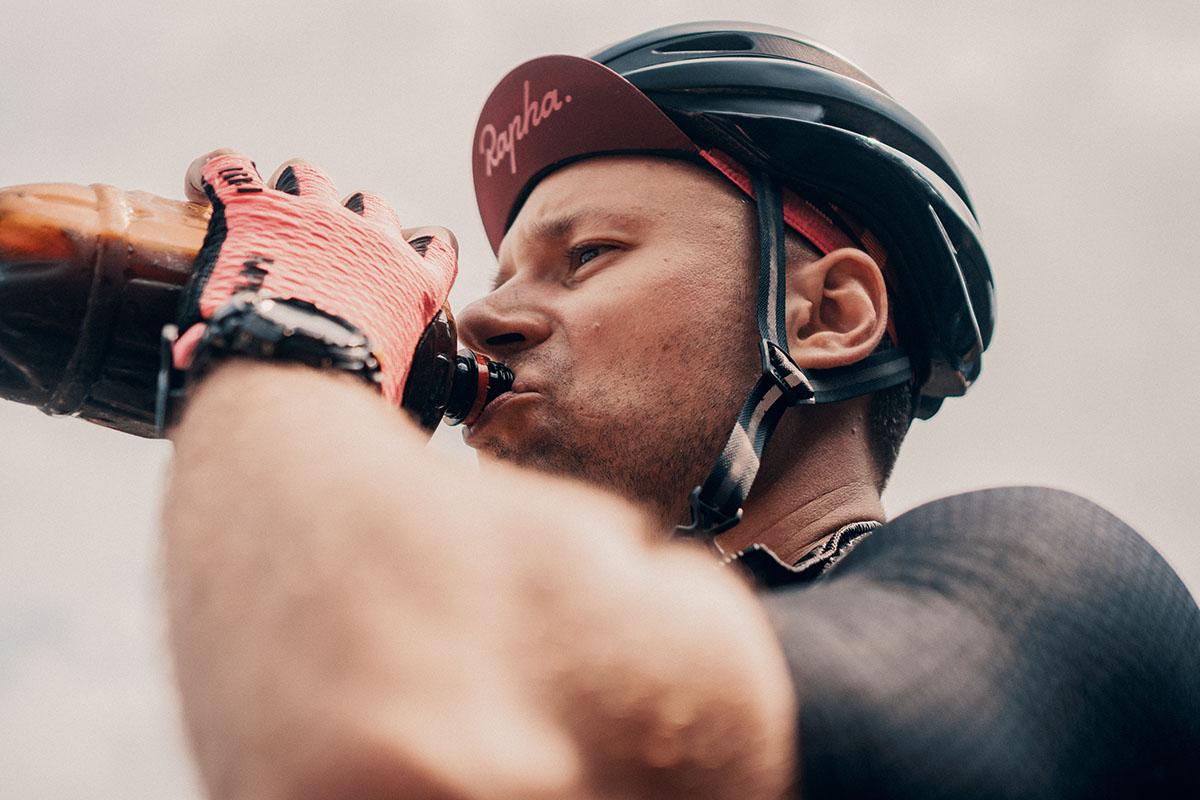 Alimentazione nel ciclismo per gare o allenamenti