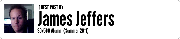 Guest Post james jeffers