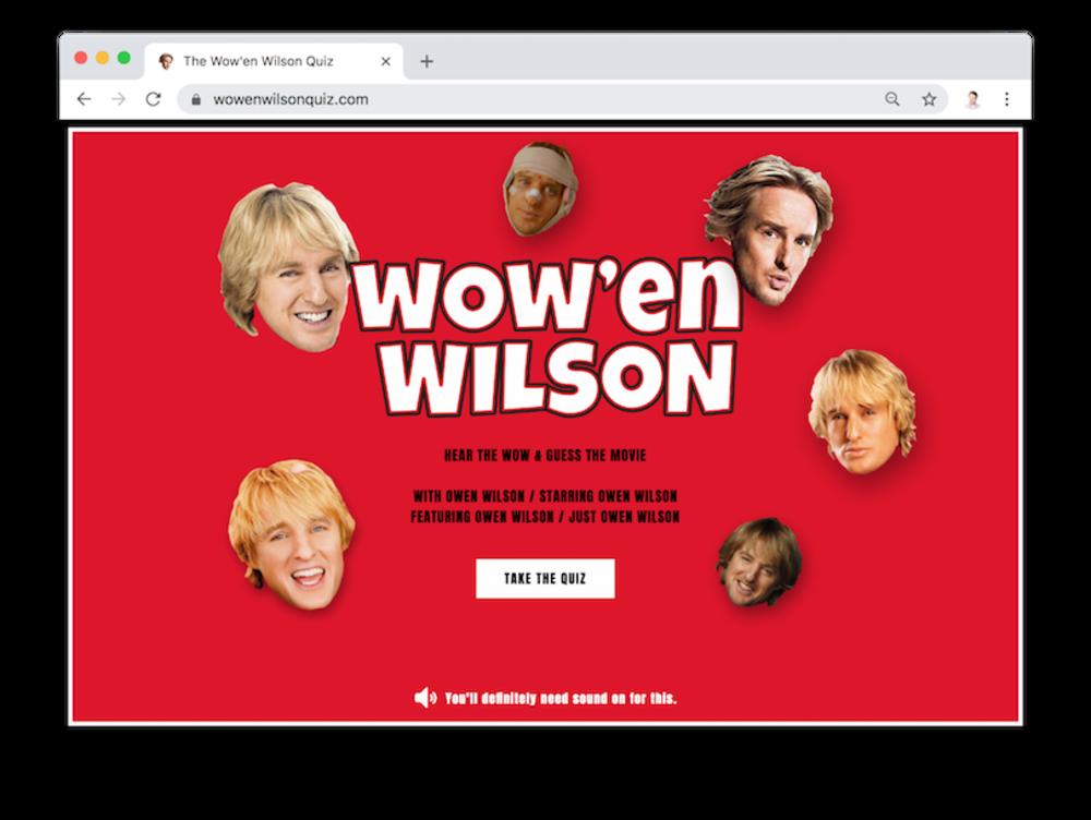 Wowen Wilson Home