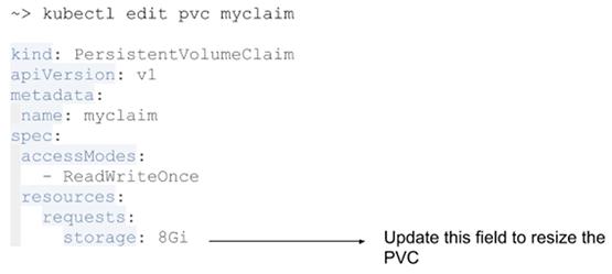 PVC StorageClass