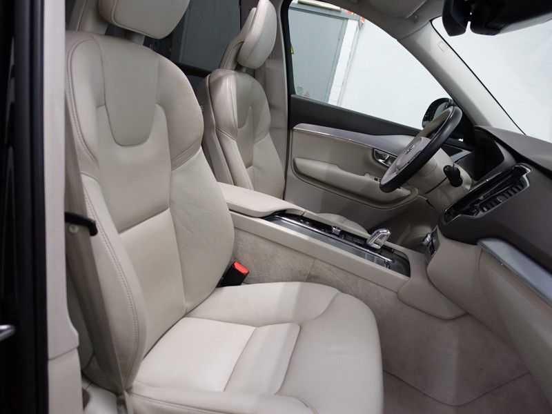 Volvo XC90 2.0 T8 Twin Engine 320pk R-Design uitv. Aut- 7 Pers, Pano, Leer, Camera, Head-up, Full! afbeelding 22