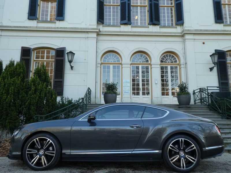 Bentley Continental GT 4.0 V8 GT afbeelding 6