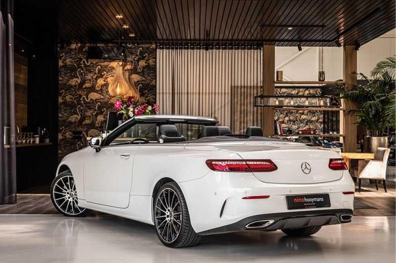 Mercedes-Benz E-Klasse Cabrio 350 AMG | Carbon | Burmester | 360º | Night pakket afbeelding 12
