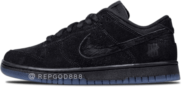 Nike x Undefeated Dunk Low