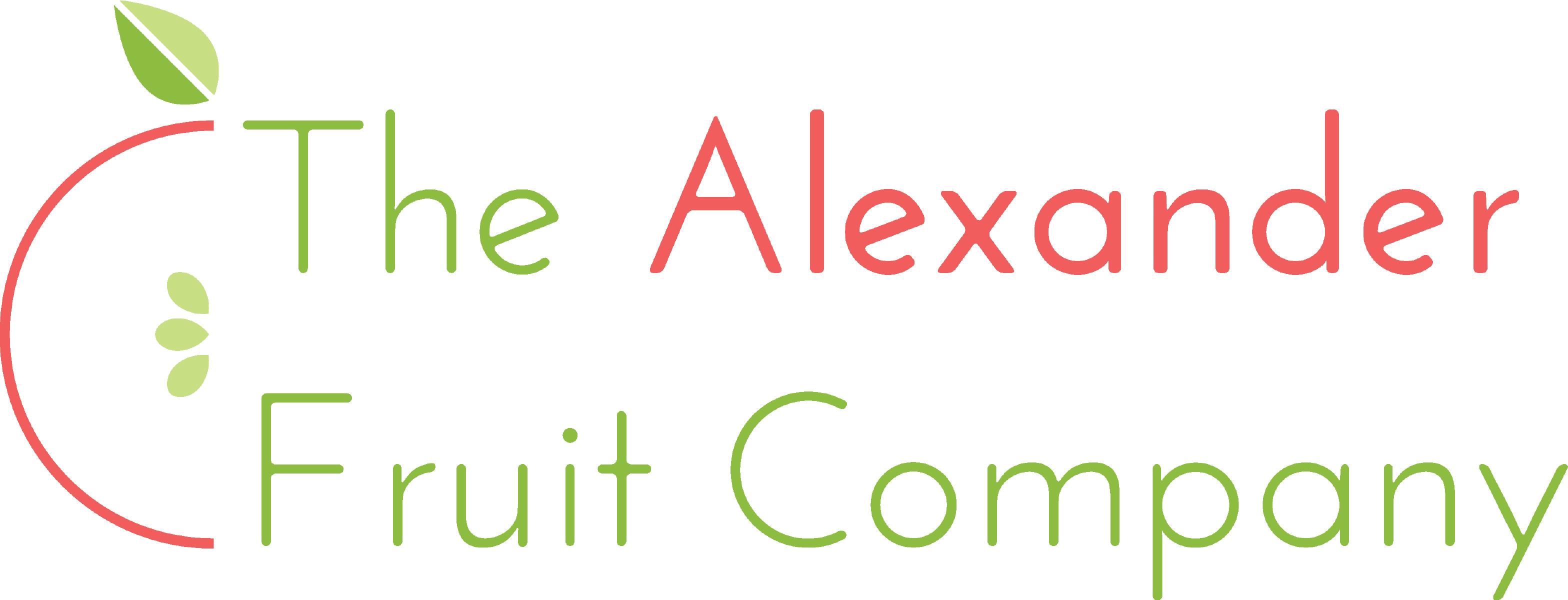 Alexander Fruit logo