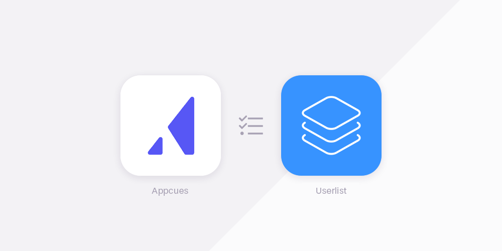 Appcues vs Userlist