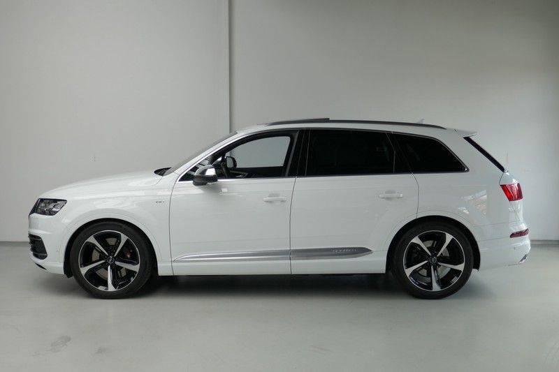 Audi Q7 4.0 TDI SQ7 quattro Pro Line + 7p afbeelding 8
