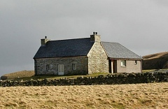 House at Mioness - after renovation and extension