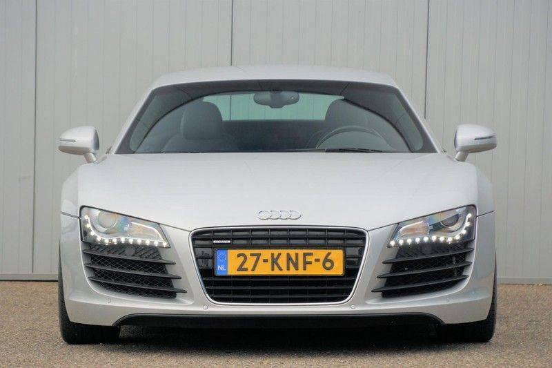 Audi R8 4.2 V8 FSI / 49dkm NAP / 1e eigenaar / B&O / R-Tronic / Orgineel Nederlands! / Navigatie afbeelding 20