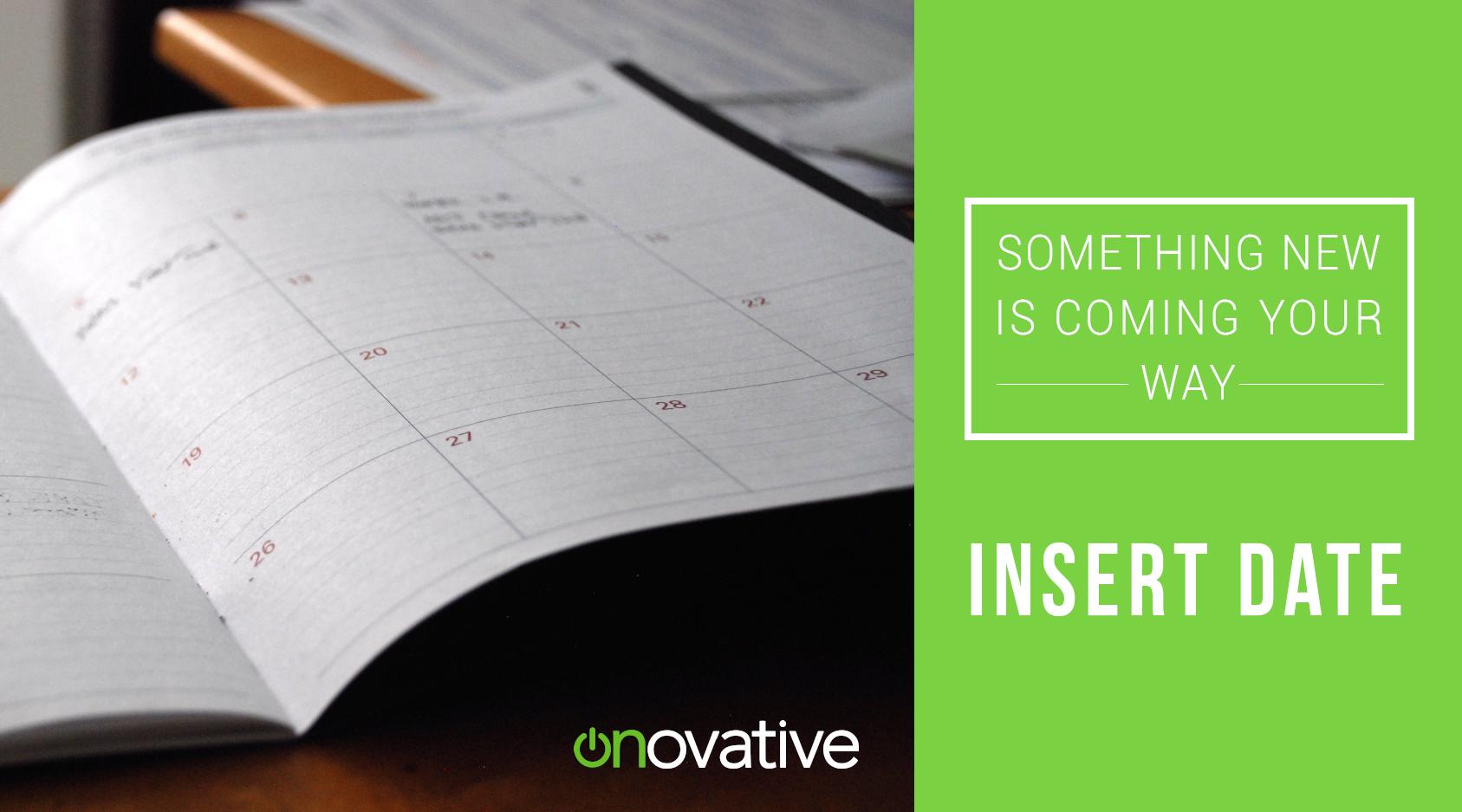 Core Conversion Postcard Template - Calendar