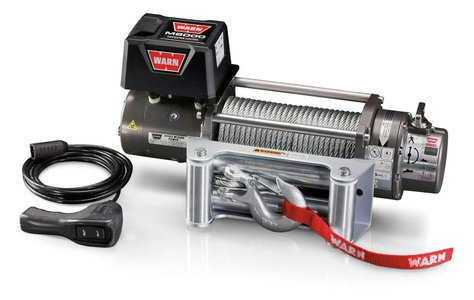 Warn M8000 Winch 26502 8000 lb winch