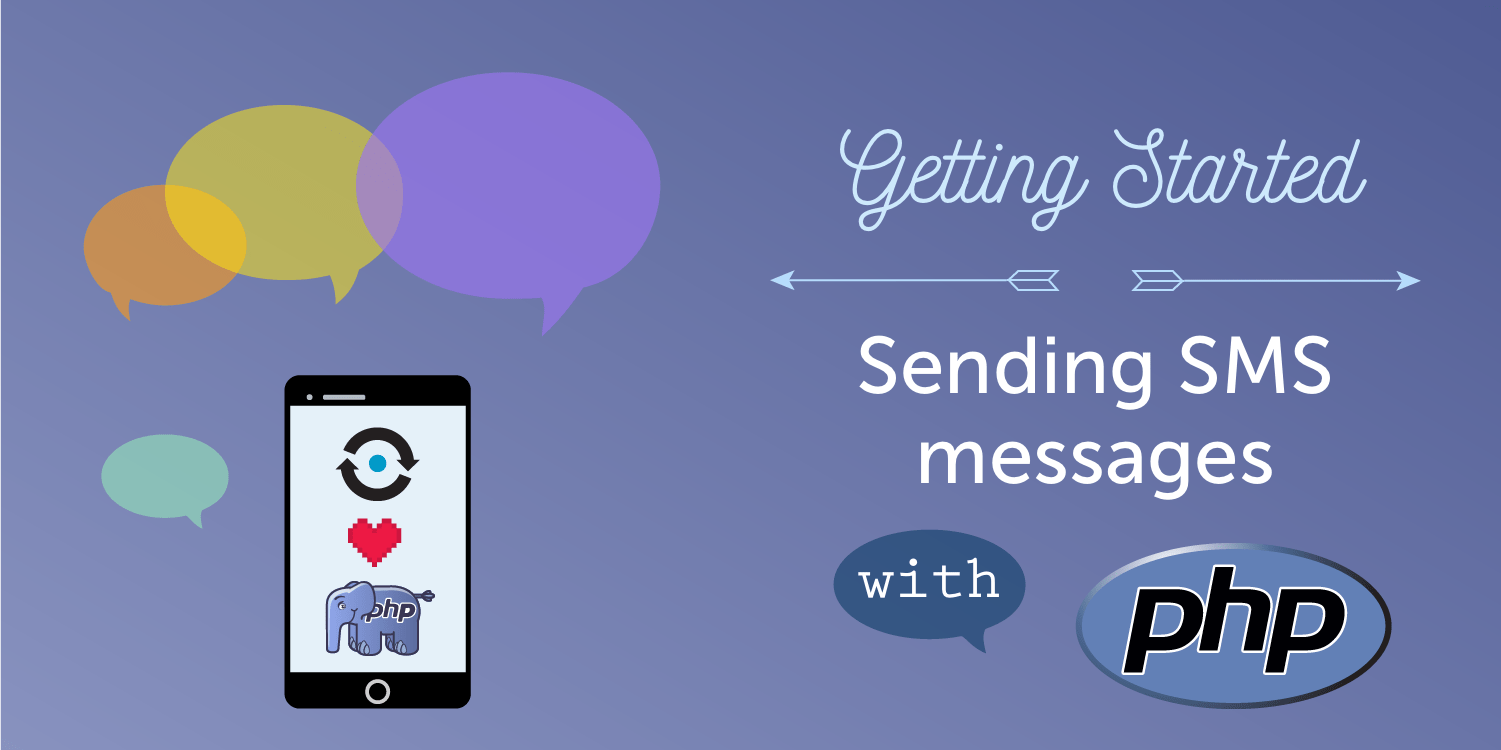 Sending SMS Messages with PHP