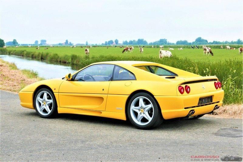 Ferrari F355 F1 GTB, 1 owner, 38.000 km afbeelding 22