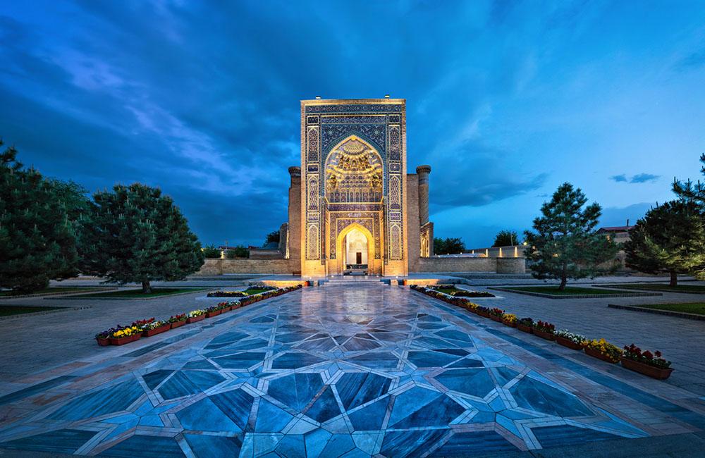 Tashkent Profile