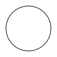 Avoid in circle icon